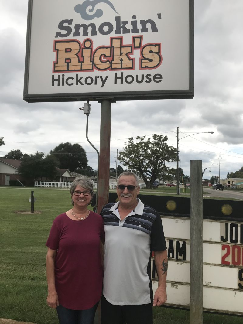 Smokin Rick's Hickory House